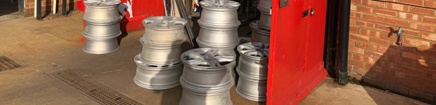 Alloy Wheels for repair